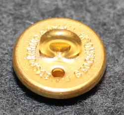 Kopparbergs län, Swedish County. 13mm, gilt