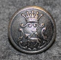 Gotlands län, Swedish County. 13mm, gray