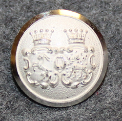 Gävleborgs län, Swedish County. 14mm, pre 1938