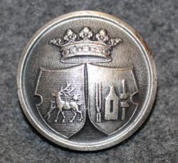 Jämtlands län, Swedish County. 23mm, gray  pre 1935