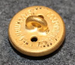 Malmöhus län, Swedish County. 14mm, gilt