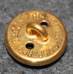 Örebro län, Ruotsin lääni. 14mm, kullattu