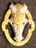 Guard Hussar Regiment (  Gardehusarregimentet, GHR ) Cap Badge