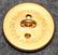 USA vaakuna. 22mm kullattu