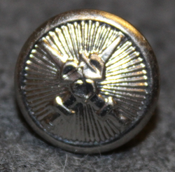 Slovakian Army, 15mm cap button