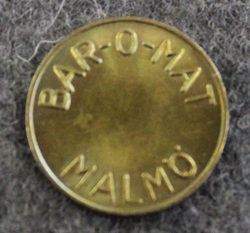 Bar-o-mat, Malmö 19mm