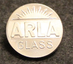 Arla Glass, Ice cream. 24mm