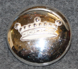 Friherrlig krona, Crown of a Baron swedish court livery, 30mm. Lens