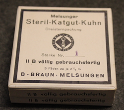 Old German Katgut, unopened. no:1