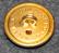 Swedair AB, ruotalainen lehntoyhtiö, 23mm kullattu
