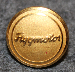 Svenska Flygmotor AB, 13mm gilt LAST IN STOCK