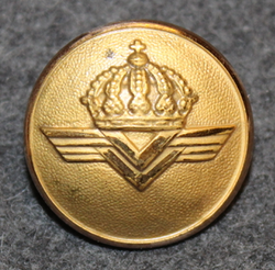 Luftfart Styrelsen, Swedish Civil Aviation administration. 21mm gilt