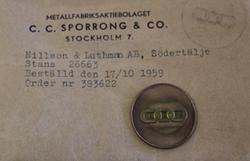 Nilsson & Luthman AB, Södertälje.