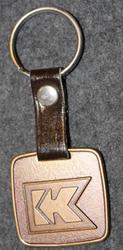 K, avaimenperä