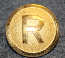 Rottneros AB, metsäteollisuusyhtiö, 23mm, kullattu