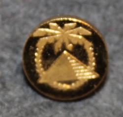 Kaffe AB Pyramiden, 13mm gilt
