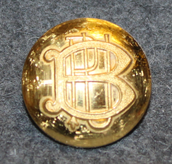 PUB, 21mm, gilt