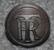 Riksbanks Tryckeri, ruotsin setelipaino, 14mm musta