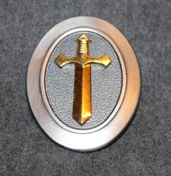 Graduation badge, Lieutenant Class, Finnish National Defense College / Academy.