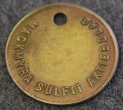 Mackmyra Sulfit AB, sellutehdas