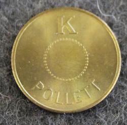 Malmö stads spårvägar, MSS, Malmön raitiotiet: K Pollett, v2