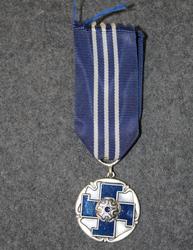Lotta Svärd medal.