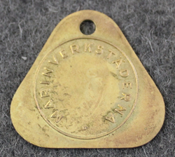Marinverkstaderna, Royal Navy shipyard