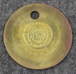 Marinverkstaderna, Royal Navy shipyard, 38mm