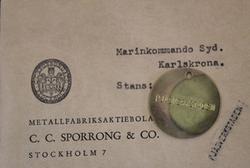 Marinkommando Syd, Karlskrona, Pjäsverkstaden.