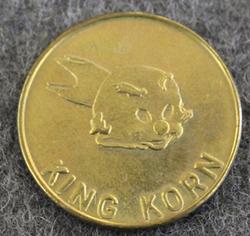 King Korn 100  Stamps. Trading Stamp token.