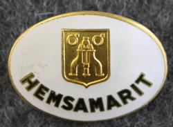 Hemsamarit Sandviken Kommun, Kotisairaanhoitaja / kodinhoitaja.