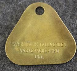 Svenska Metalverken Västeråsverken UND.