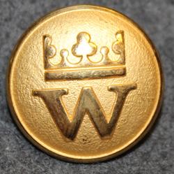 Wasabröd AB, 24mm, kullattu