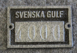 Svenska Gulf, Öljy-yhtiö