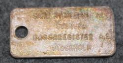 Svenska Kassaregister AB