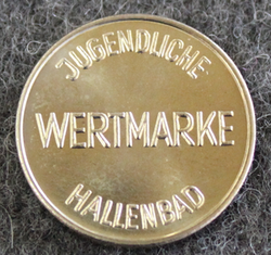 Gemeinde Hüttenberg, Jugendliche Wertmarke Hallenbad