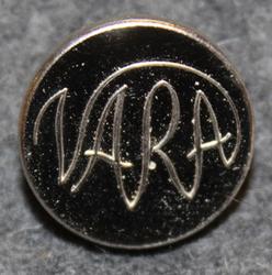 Västsveriges allmänna restaurant AB, VARA, Restaurant chain, 16mm