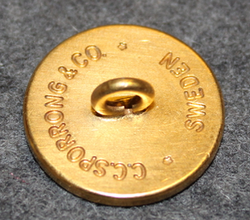 Tarratine Club of the Dark Harbour, Yacht club, Golf club and restaurant. 22mm gilt LAST IN STOCK