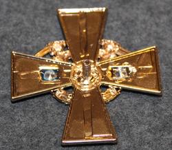 Mannerheim Cross II Class.