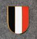 Sveitsin poliisi, lakkimerkki, tunnistamaton
