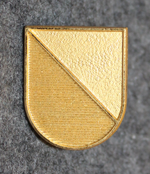 Swiss Police, cap badge, Zürich