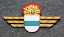 Rintamerkki, sveitsin palokunnat, Zug