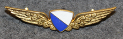Wings, Zürich, Airport police. v3. LAST IN STOCK