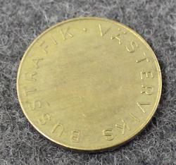 Västerviks Busstrafik / Anlita Västerviks Spårbank 20mm