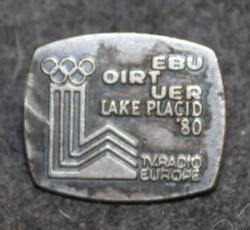 TV Radio Europe, Lake Placid talvi olympialaiset, 1980, EBU OIRT EUR