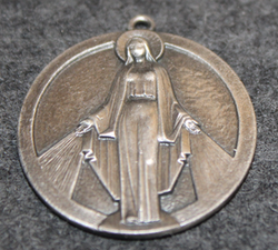 St. Mary, pendant