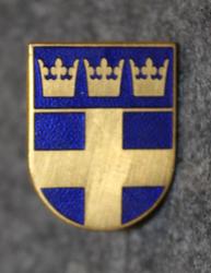 Centralförbundet för befälsutbildning, Ruotsalainen maanpuolustusorganisaatio. Pieni