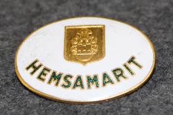 Hemsamarit Halmstad Kommun, Home nurse / Assistant nurse.