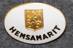 Hemsamarit Östergötlands län, Home nurse / Assistant nurse.