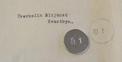 Överkalix Eltjänst Svartbyn Ö1